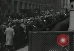 Image of unemployment crisis during great depression New York City USA, 1930, second 17 stock footage video 65675032192