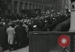 Image of unemployment crisis during great depression New York City USA, 1930, second 18 stock footage video 65675032192