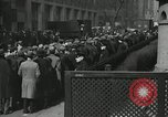 Image of unemployment crisis during great depression New York City USA, 1930, second 19 stock footage video 65675032192
