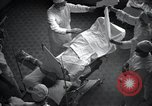 Image of Wounded evacuated to U.S. United States USA, 1953, second 14 stock footage video 65675032205