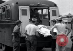 Image of Wounded evacuated to U.S. United States USA, 1953, second 39 stock footage video 65675032205