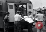 Image of Wounded evacuated to U.S. United States USA, 1953, second 40 stock footage video 65675032205