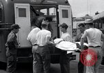 Image of Wounded evacuated to U.S. United States USA, 1953, second 41 stock footage video 65675032205