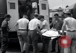Image of Wounded evacuated to U.S. United States USA, 1953, second 42 stock footage video 65675032205