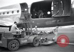 Image of Wounded evacuated to U.S. United States USA, 1953, second 62 stock footage video 65675032205