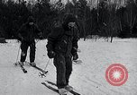 Image of female soldiers United States USA, 1954, second 38 stock footage video 65675032213