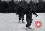 Image of female soldiers United States USA, 1954, second 41 stock footage video 65675032213