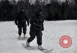 Image of female soldiers United States USA, 1954, second 43 stock footage video 65675032213