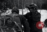 Image of female soldiers United States USA, 1954, second 56 stock footage video 65675032213