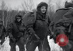 Image of female soldiers United States USA, 1954, second 59 stock footage video 65675032213