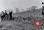 Image of people in rural area United States USA, 1935, second 49 stock footage video 65675032229