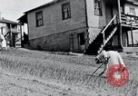 Image of people in rural area United States USA, 1935, second 58 stock footage video 65675032230