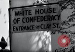 Image of Jim Crow law signs Richmond Virginia USA, 1939, second 16 stock footage video 65675032239