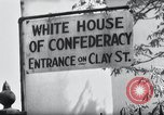 Image of Jim Crow law signs Richmond Virginia USA, 1939, second 19 stock footage video 65675032239