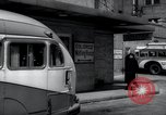 Image of Jim Crow law signs Richmond Virginia USA, 1939, second 20 stock footage video 65675032239