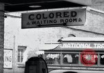 Image of Jim Crow law signs Richmond Virginia USA, 1939, second 27 stock footage video 65675032239