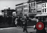 Image of Jim Crow law signs Richmond Virginia USA, 1939, second 34 stock footage video 65675032239