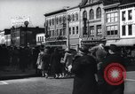 Image of Jim Crow law signs Richmond Virginia USA, 1939, second 35 stock footage video 65675032239