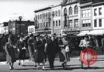 Image of Jim Crow law signs Richmond Virginia USA, 1939, second 36 stock footage video 65675032239