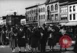 Image of Jim Crow law signs Richmond Virginia USA, 1939, second 38 stock footage video 65675032239