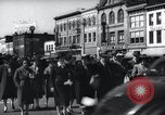Image of Jim Crow law signs Richmond Virginia USA, 1939, second 39 stock footage video 65675032239