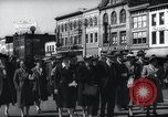 Image of Jim Crow law signs Richmond Virginia USA, 1939, second 40 stock footage video 65675032239