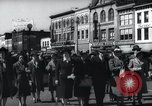 Image of Jim Crow law signs Richmond Virginia USA, 1939, second 41 stock footage video 65675032239
