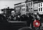 Image of Jim Crow law signs Richmond Virginia USA, 1939, second 42 stock footage video 65675032239