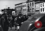 Image of Jim Crow law signs Richmond Virginia USA, 1939, second 43 stock footage video 65675032239