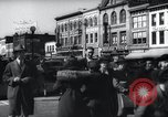 Image of Jim Crow law signs Richmond Virginia USA, 1939, second 47 stock footage video 65675032239