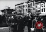 Image of Jim Crow law signs Richmond Virginia USA, 1939, second 48 stock footage video 65675032239