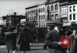 Image of Jim Crow law signs Richmond Virginia USA, 1939, second 49 stock footage video 65675032239