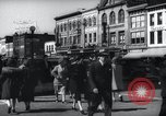 Image of Jim Crow law signs Richmond Virginia USA, 1939, second 51 stock footage video 65675032239