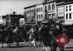 Image of Jim Crow law signs Richmond Virginia USA, 1939, second 52 stock footage video 65675032239