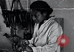 Image of African American artist Augusta Savage United States USA, 1937, second 1 stock footage video 65675032252