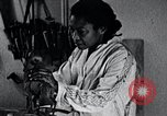 Image of African American artist Augusta Savage United States USA, 1937, second 2 stock footage video 65675032252