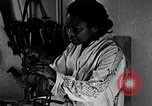 Image of African American artist Augusta Savage United States USA, 1937, second 3 stock footage video 65675032252