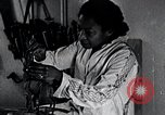 Image of African American artist Augusta Savage United States USA, 1937, second 4 stock footage video 65675032252