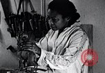 Image of African American artist Augusta Savage United States USA, 1937, second 7 stock footage video 65675032252