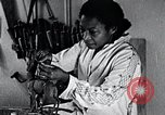 Image of African American artist Augusta Savage United States USA, 1937, second 14 stock footage video 65675032252