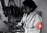 Image of African American artist Augusta Savage United States USA, 1937, second 16 stock footage video 65675032252