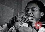 Image of African American artist Augusta Savage United States USA, 1937, second 21 stock footage video 65675032252