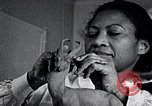Image of African American artist Augusta Savage United States USA, 1937, second 22 stock footage video 65675032252