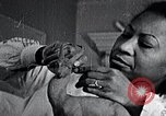 Image of African American artist Augusta Savage United States USA, 1937, second 26 stock footage video 65675032252