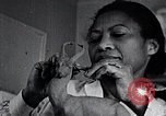 Image of African American artist Augusta Savage United States USA, 1937, second 27 stock footage video 65675032252
