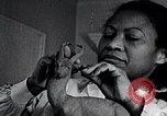 Image of African American artist Augusta Savage United States USA, 1937, second 29 stock footage video 65675032252