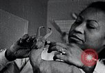 Image of African American artist Augusta Savage United States USA, 1937, second 30 stock footage video 65675032252