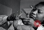 Image of African American artist Augusta Savage United States USA, 1937, second 32 stock footage video 65675032252