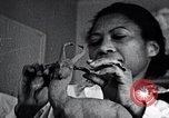 Image of African American artist Augusta Savage United States USA, 1937, second 33 stock footage video 65675032252
