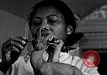 Image of African American artist Augusta Savage United States USA, 1937, second 36 stock footage video 65675032252